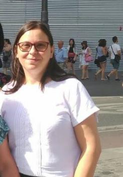 Maria Yolanda C. Auxiliaires de puériculture Ref: 32276