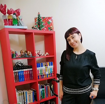 Liudmila D. Empleados de hogar Ref: 242742